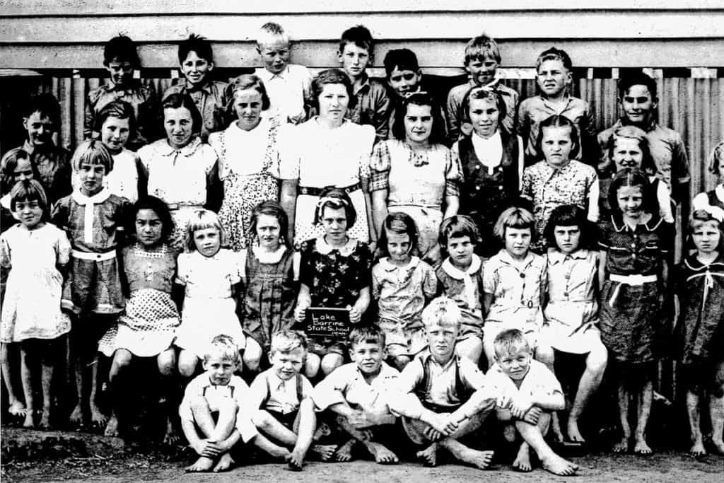 Grace in primary school